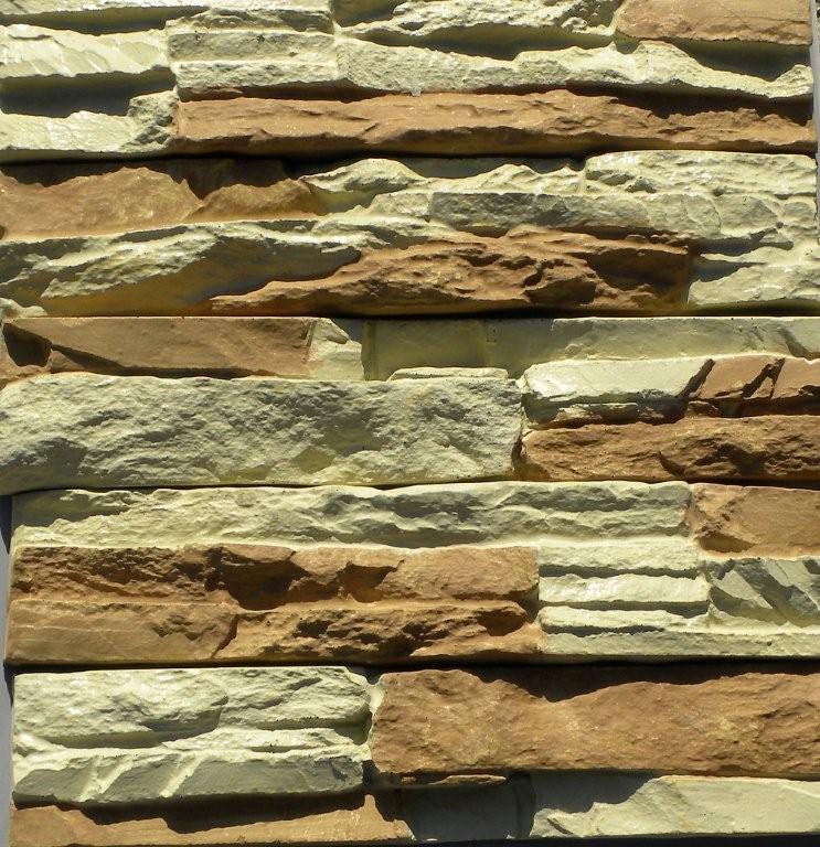 фото Искусственный камень Роки-рок