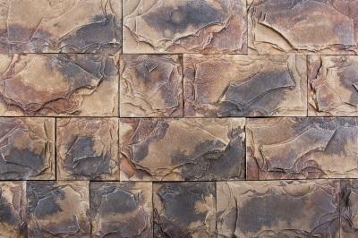 Фасадный гибкий камень
